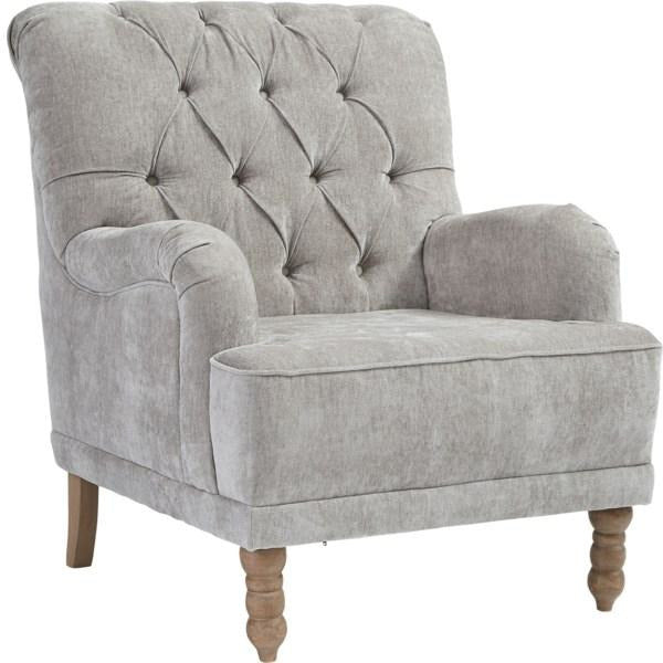 Dove Grey Acent Chair