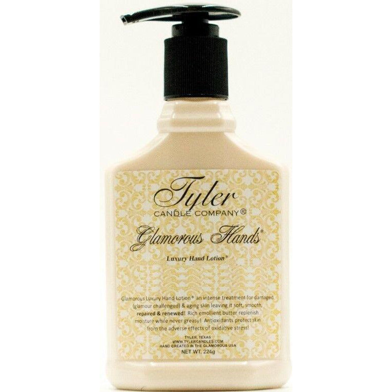 8oz Tyler Hand Lotion
