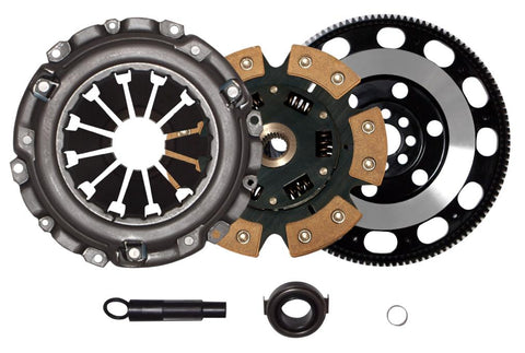 QSC Stage 3 Clutch Kit RSX Type-S Civic Si K20 2.0L iVTEC 6spd + Forged Flywheel