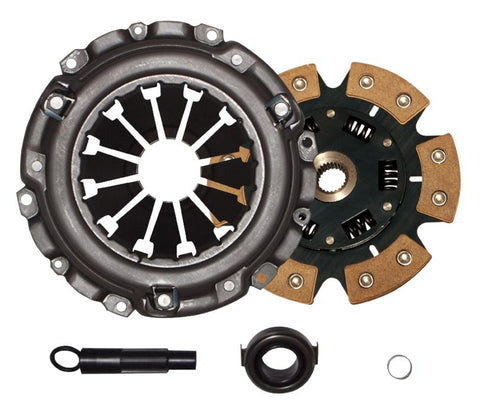 QSC Stage 3 Clutch Kit RSX Type-S Civic Si K20 2.0L iVTEC 6spd K20A3 K20A2 K20Z1
