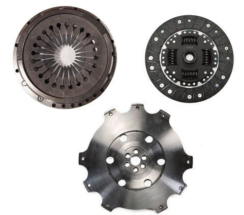 QSC Clutch Kit Ultra Lightweight Flywheel for Porsche 911 70-77 225mm