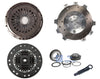 QSC Clutch Kit Light Aluminum Flywheel w/ Sachs Bearing Porsche 911 78-79 225mm