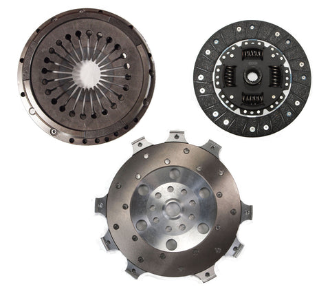 QSC Clutch Kit Aluminum Ultra Lightweight Flywheel for Porsche 911 78-79 225mm