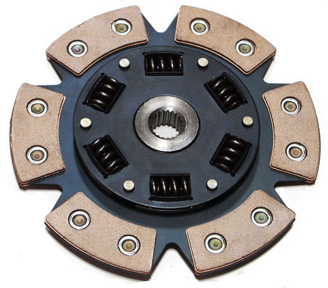 Honda Civic 90-05 D-series SOHC 6 Pucks Ceramic Stage 3 Clutch Disc