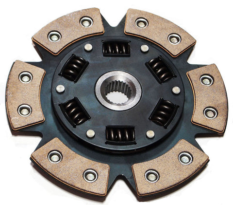 Acura Integra 92-01 B-series 6 Pucks Ceramic Stage 3 Clutch Disc