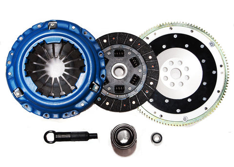 Acura Integra 92-93 Stage 2 Clutch Kit + Aluminum Flywheel