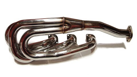 QSC Porsche 911 Stainless Steel Exhaust Header 1 1/2