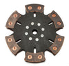 Volkswagen VW Type 4 Clutch Kit 228mm 6-pad Rigid Clutch Disc