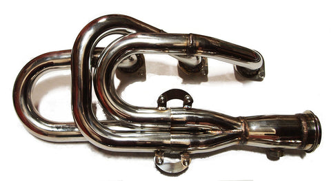 QSC Porsche 911 Stainless Steel Performance Racing Header 1 1/2
