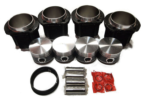 QSC Volkswagen VW Type 1 94mm x 69mm 1915cc Cylinders /& Pistons Set