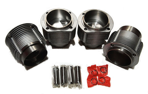 Porsche 912/356 86mm Cylinder & Piston Kit 4 Ring Style