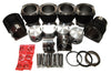 QSC Porsche 911 84mm Cylinders & Pistons Set