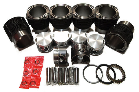 Porsche 911 86mm Cylinders & Pistons Set