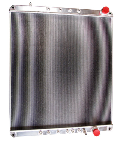 QSC Aluminium Performance Radiator for Freightliner 07 Columbia 08 & Up Cascadia