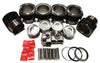QSC Porsche 911 92mm Cylinders & Pistons Set
