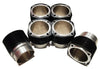 QSC Porsche 911 90mm Aluminum Nikasil Coated Cylinders & Pistons Set