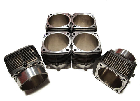 Porsche 911 95mm Aluminum Nikasil Coated Cylinders Set