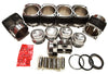 Porsche 911 95mm Aluminum NIKSICA&reg Coated Cylinders & Pistons Set
