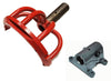 Porsche 356 911 Forged Engine Stand Holding Fixture Yoke-Orange + bench clamp