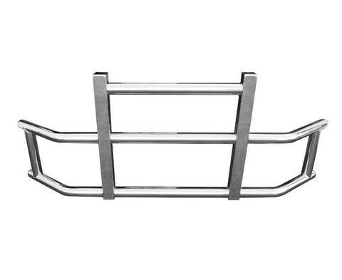 QSC Polished 304 Stainless Steel Deer Bumper Guard w/ Bracket for Cascadia 2018