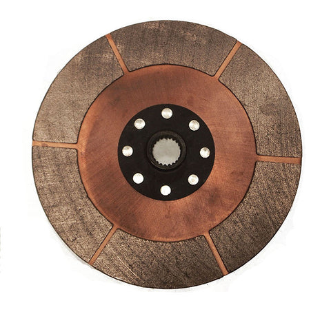 VW Dune Buggy Baja 228mm Full Metallic Friction Clutch Disc