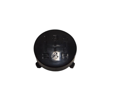 QSC Porsche 944 Brand New 5 Speed Shift Knob Cap - Black