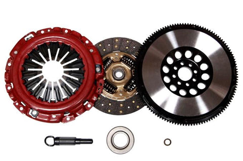 Stage 1 Performance Clutch Kit for Nissan 03-06 350Z Infiniti G35 3.5L VQ35DE + Chromoly Flywheel