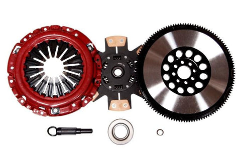 Stage 3 Performance Clutch Kit fits Nissan 03-06 350Z Infiniti G35 3.5L VQ35DE + Chromoly Flywheel