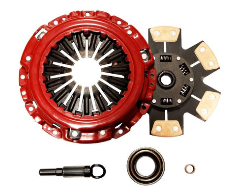 QSC Nissan 03-06 350Z Infiniti G35 3.5L VQ35DE Stage 3 Performance Clutch Kit