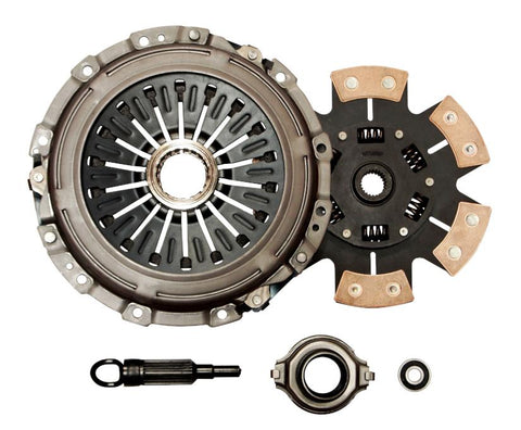 QSC Subaru Impreza WRX STI 04-10 2.5L TURBO EJ257 Stage 3 Ceramic Clutch Kit