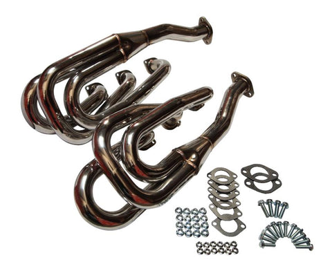 QSC Porsche 911 Stainless Steel Exhaust Header 1 3/4