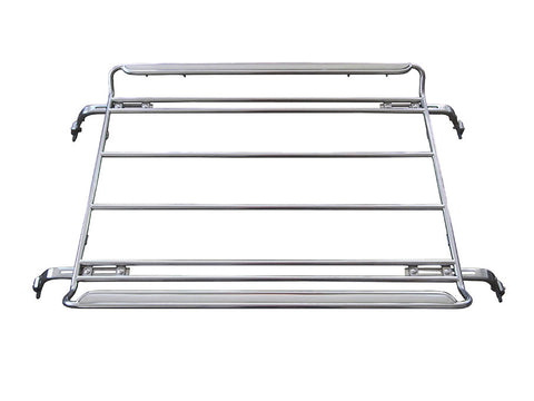 QSC Porsche 911 Lietz Style Reproduction Stainless Steel Roof Rack 90180101001