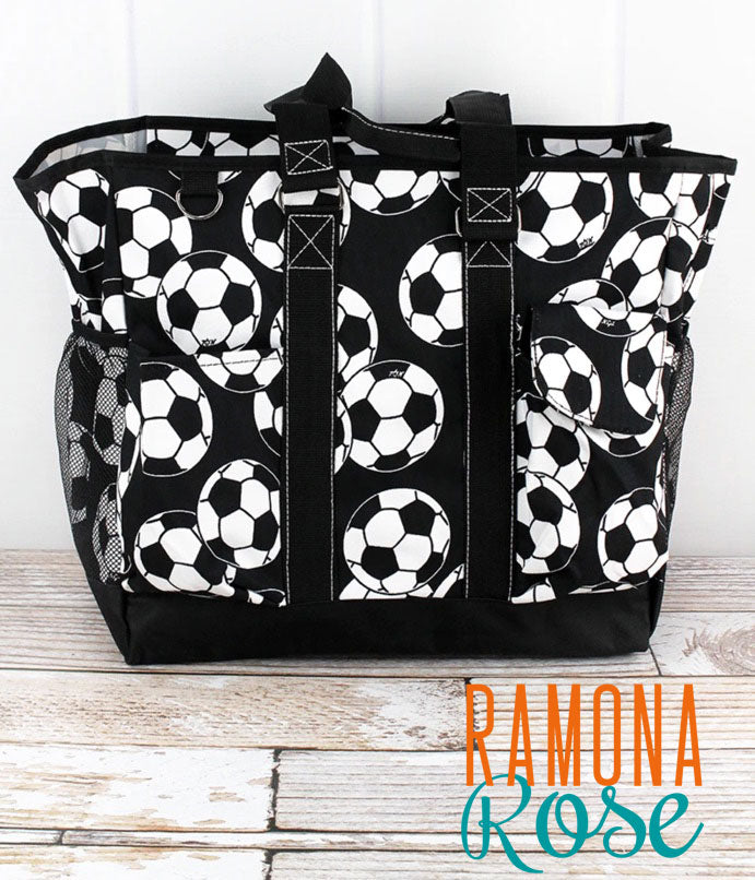 Soccer bag - Everyday Organizer Tote