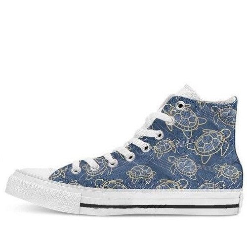 chaussures tortue converse
