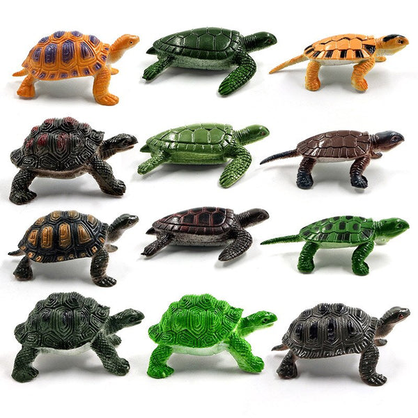 figurines tortue