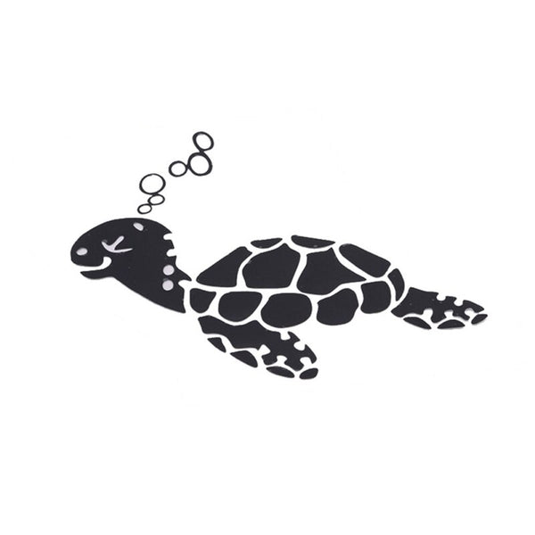 Sticker Tortue - P'tites bulles