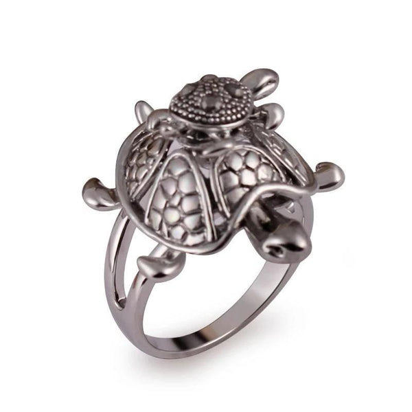 Bague Tortue Mom & son | Tortue Paradise