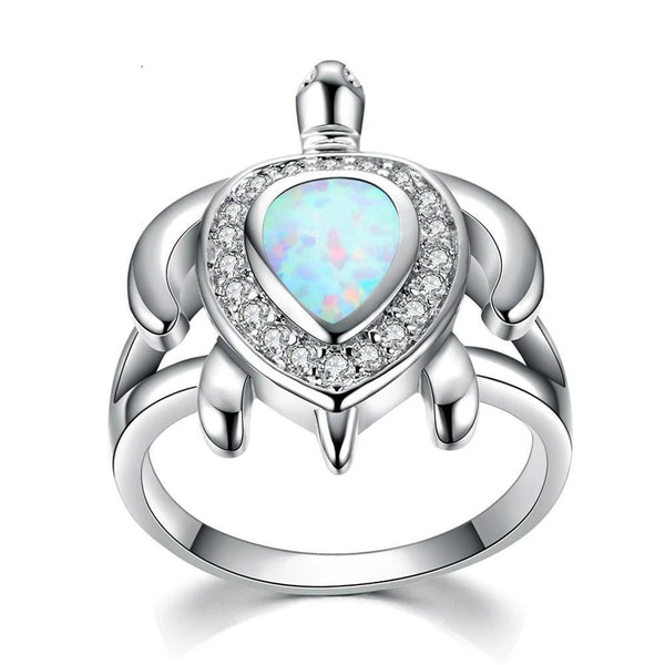 Bague Tortue Turquoise | Tortue Paradise