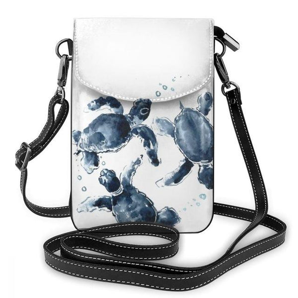 Sac Tortue - Sacoche Blue Swim
