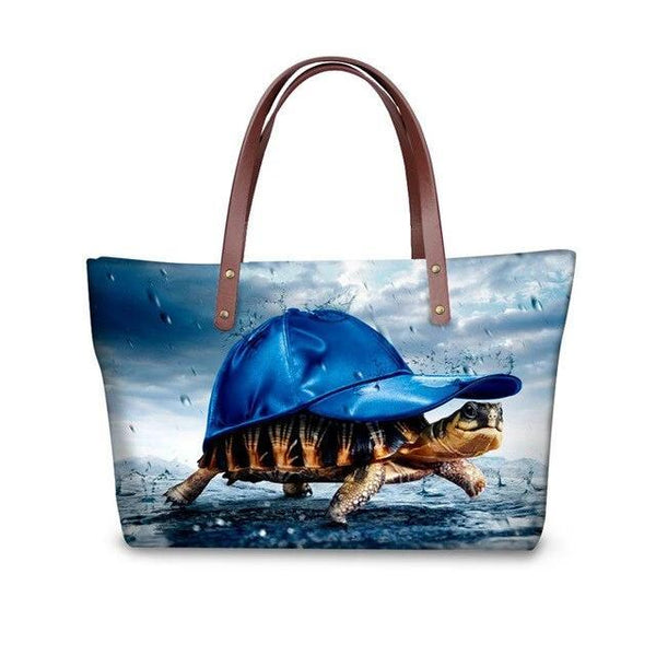 Sac à main Tortue - Bad boy