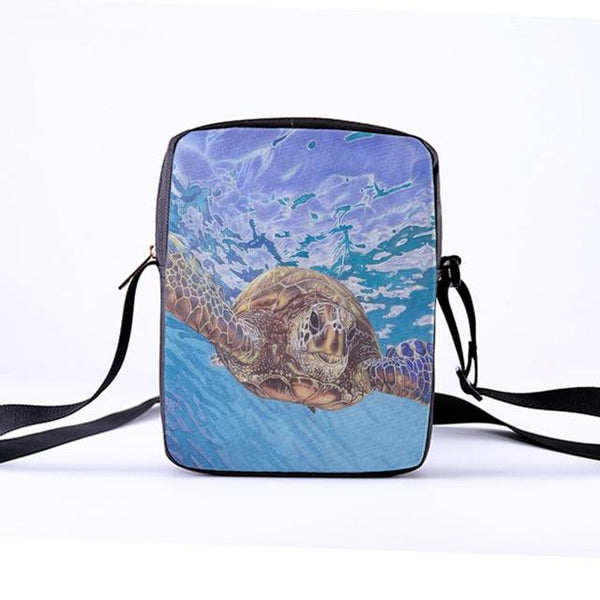Sac Tortue - Sacoche Lost Turtle