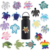 Stickers Tortue - 41pcs