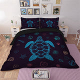 Housse de Couette Tortue - Dream (3pcs)