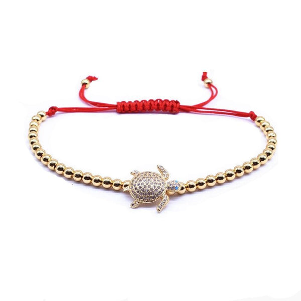 Bracelet Tibétain Tortue