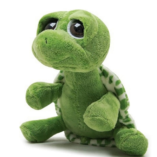 Peluche Tortue Gros yeux - 20 cm