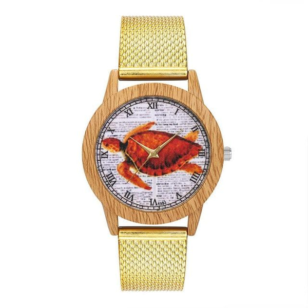 Montre Tortue - Fashionista