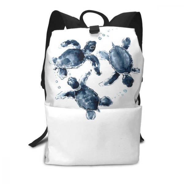 Sac à Dos Tortue Blue Swim | Tortue Paradise