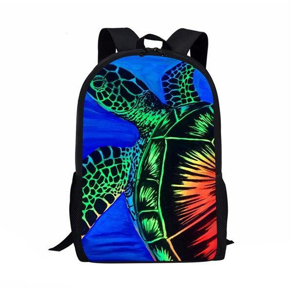Sac a Dos Tortue Tropicale | Tortue Paradise