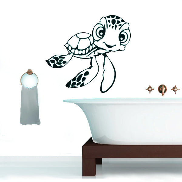 Sticker Tortue Mural - Enfant