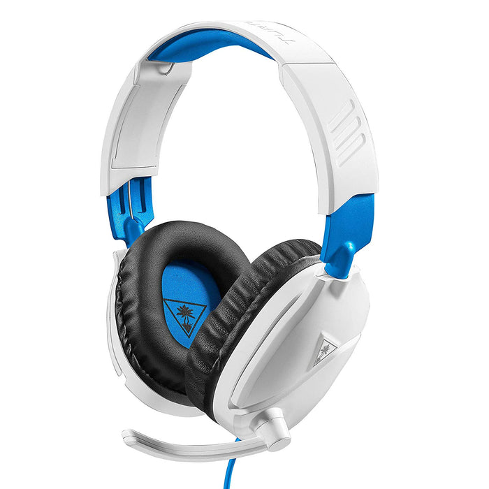 TURTLE BEACH EAR FORCE RECON 70P GAMING HEADSET FOR PS4 & PS4 PRO - WHITE